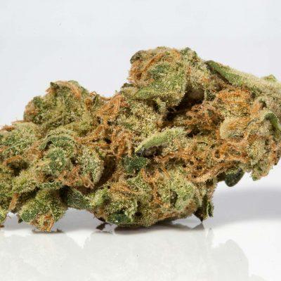 el muerte strain indica cannabis flower