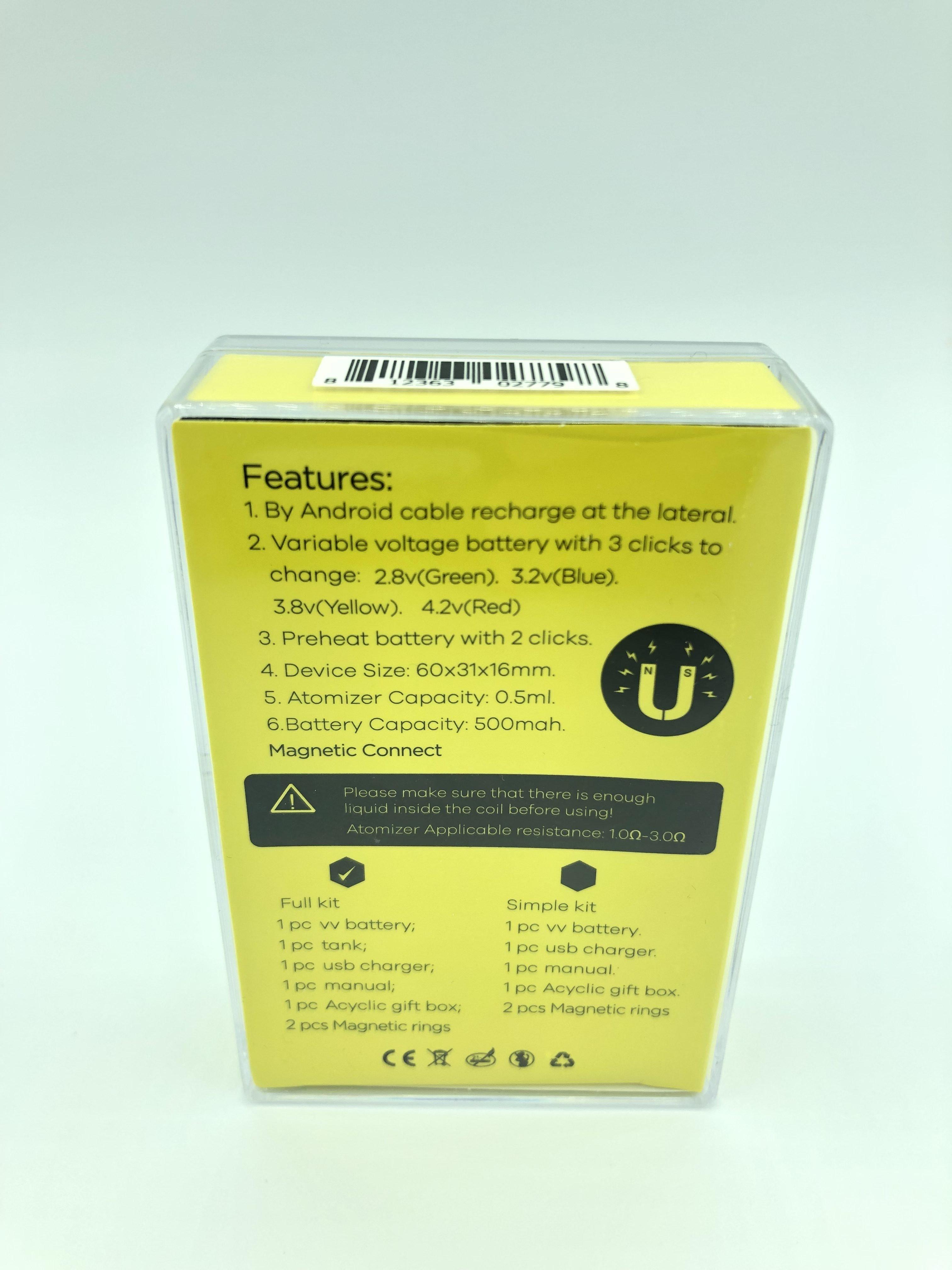 iMini Battery 500mah