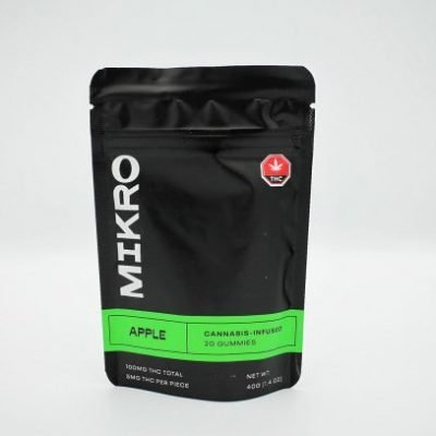 Mikro Edibles APPLE