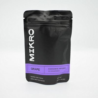 Mikro Edibles GRAPE